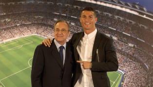 ADIEU : Florentino Pérez explique le départ de Cristiano Ronaldo cet été