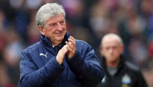Roy Hodgson Insists He's 'Very Happy' With New Signing Despite Slow Start at Palace