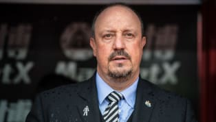 Rafa Benitez Insists He Doesn't 'Fear the Sack' as He Focusses on Avoiding Relegation Battle