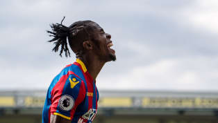 Crystal Palace Star Wilfried Zaha Offered Massive New Contract to Ward Off Interest From Spurs