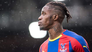 Roy Hodgson Reveals When Decision Will Be Made Over Wilfried Zaha's Availability for Everton Clash