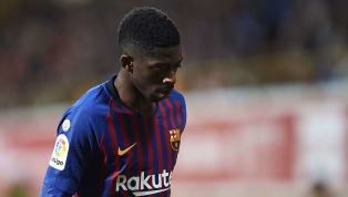 FC Barcelona: Dembele fehlte unentschuldigt beim Training