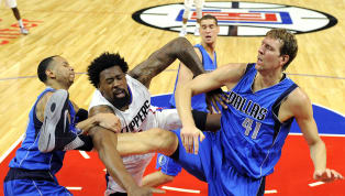 DeAndre Jordan Has Already Declared Himself the Black Dirk Nowitzki