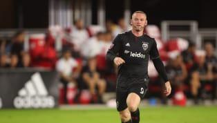 DE LUJO: Wayne Rooney fue la figura del encuentro con golazo de tiro libre y otro en movimiento