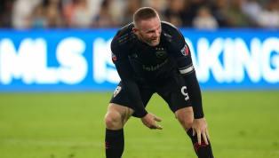 MERECIDO: Wayne Rooney fue nombrado el Jugador de la Semana 25 en la MLS