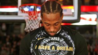 NBA Redditor Proposes Bizarre Theory That Kawhi Leonard Became a Scientologist