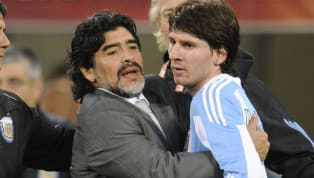 Messi Can't Be a Leader as He Goes to the Bathroom 20 Times Before Every Game, Claims Diego Maradona