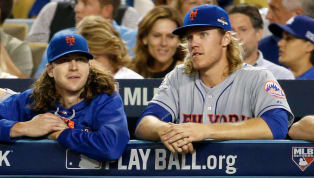 REPORT: Mets Willing to Listen to Offers for deGrom and Syndergaard