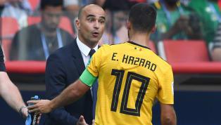 Belgium Coach Roberto Martinez Hints at Eden Hazard's Chelsea Exit