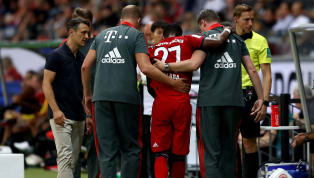 David Alaba Escapes Ligament Damage Following Heavy Challenge During Bayern Super Cup Win