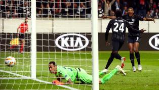 Review   Europa-League-Party in Frankfurt: Eintracht schlägt Lazio mit 4:1