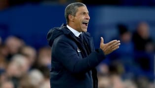 Chris Hughton Admits Brighton's Defeat to Everton Was a 'Hard Afternoon' for His Side