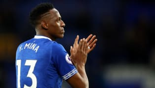 Yerry Mina Insists He Was 'Always Focused' on Joining Everton & Reveals Truth Behind Man Utd Rumours