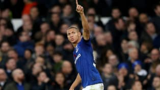 Richarlison Vows to Give His All for Everton Regardless of His Position Following Strong Start
