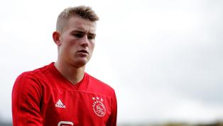 Ajax Starlet 'Accepts Juventus Invitation' Amid Barcelona & Man City Interest