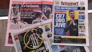 Cristiano Ronaldo'nun Juventus'a Transferi Sonrasında Sosyal Medyada Yayılan Capsler