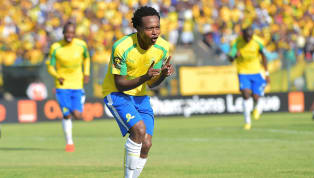 Brighton Complete Signing of South African Striker Percy Tau From Mamelodi Sundowns