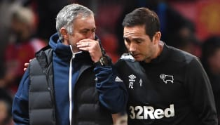 Frank Lampard Reveals What Jose Mourinho Told Him Before Derby's Penalty Shootout Against Man Utd