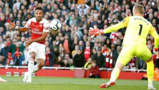 Review | 2:0 - Nach Abseits-Tor von Aubameyang: Arsenal schlägt Everton