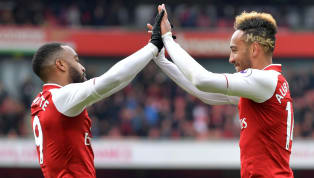 Recent Emery Interview Reveals Why Aubameyang and Lacazette May Not Play Together Next Season