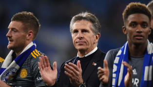 Claude Puel Proud of Leicester City Players Following Emotional 1-0 Win Over Cardiff City