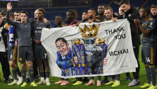 Leicester Honour Fallen Chairman Vichai Srivaddhanaprabha By Naming Club Foundation After Him