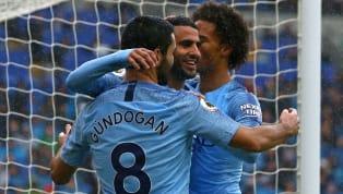 Man City Bangkit Meraih Kemenangan Kontra Cardiff, Guardiola Puji Talenta Spesial Mahrez