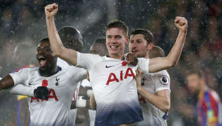 Crystal Palace 0-1 Tottenham: Report, Ratings & Reaction as Foyth Header Earns Spurs Narrow Win