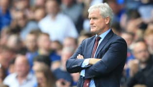 Mark Hughes Hits Out at Refereeing Performance (Again) as Saints Slide to Everton Defeat