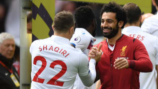 Vừa tới Liverpool, Shaqiri đã tiết lộ mối quan hệ với Salah