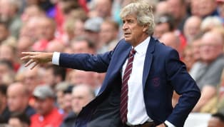 Manuel Pellegrini Reveals the Two Players Who Needed to Leave West Ham This Summer