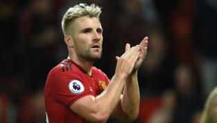 Luke Shaw Reveals What Kasper Schmeichel Said About His Surprise Winner Against Leicester