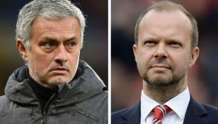 MAN U : Mourinho et Ed Woodward en désaccord pour le prochain mercato