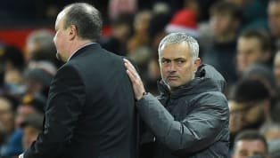 Rafa Benitez Handed Unlikely Boost by Jose Mourinho as Newcastle Prepare for Tough Fixtures