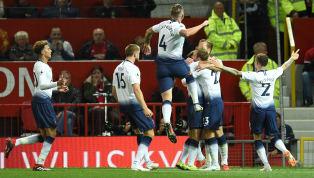 Munteres Spiel im Old Trafford: Schneller Spurs-Doppelschlag kippt Partie