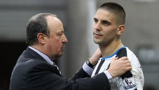 'I Wish Him All the Best': Newcastle Boss Benitez Has No Hard Feelings Towards Fulham's Mitrovic