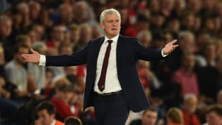 Southampton Boss Mark Hughes 'Disappointed' With Late Penalty Decision Against Brighton