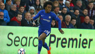 Barcelona Lodge Third Bid of £55 Million for Chelsea's Willian