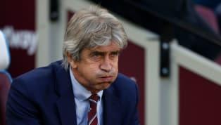 West Ham Boss Manuel Pellegrini Admits Star Forward Is Still Struggling for Fitness After Cup Loss