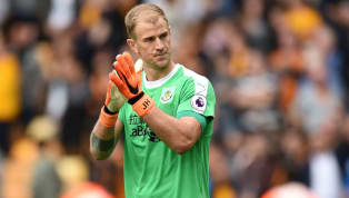 Manchester City to Honour Joe Hart By Naming Training Pitch After Burnley Goalkeeper