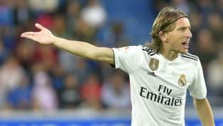 Inter Milan chính thức lên tiếng về thương vụ với Modric