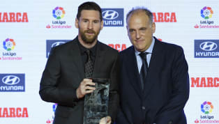 'No one has Done More for La Liga Than Lionel Messi' - League President Hails Barcelona Star