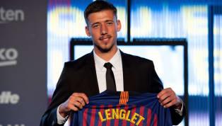 Clement Lenglet Reveals He's Fulfilled a 'Childhood Dream' in Joining La Liga Giants Barcelona
