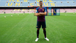 Barcelona New Boy Clement Lenglet Happy not to Face Lionel Messi