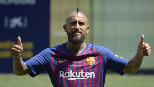 Arturo Vidal Claims That 'Street Footballer' Background Gives Him Drive to Succeed