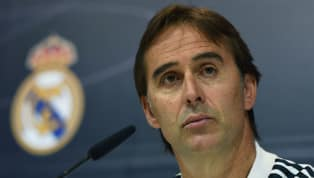 Julen Lopetegui Adamant He Has Full Support of Real Madrid Hierarchy Despite Winless Run