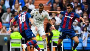 Những điểm nhấn đáng chú ý trong trận thua của Real trước Levante