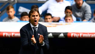 Julen Lopetegui Refuses to Discuss His Real Madrid Future After Shock Defeat to Levante