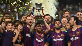 Los equipos que más veces han ganado la Supercopa de España