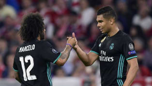 PHOTOS: Real Madrid Stars Meet at Anfield and Laugh in Front of Liverpool Badge After UCL Final Win
